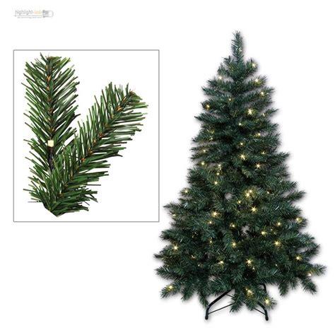 k 252 nstlicher weihnachtsbaum christbaum mit led beleuchtung