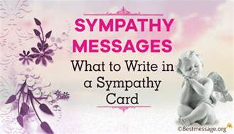 sympathy messages and quotes what to write in a sympathy card