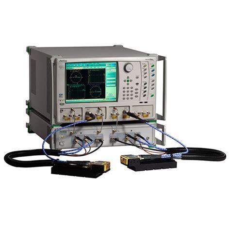 test network port vectorstar broadband vna me7838a e d anritsu america