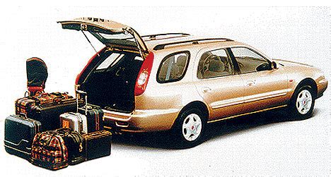 Gc Combi kia clarus combi gc 1 8 i 16v 116 hp