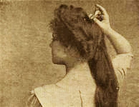 easy 1910 hairstyles american easy edwardian hairstyle in 10 minutes glamourdaze