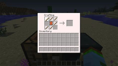 build an a frame how to craft an item frame on minecraft youtube