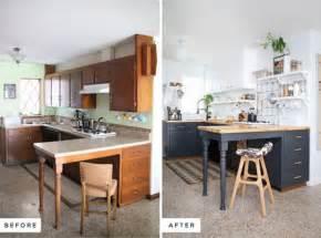 3 cocinas antes y despues antes y despu 233 s de una cocina pintar es la clave