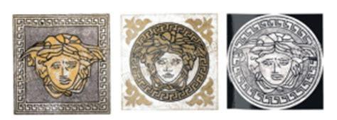 Fliese Versace by Bgh Medusa Keine Markenverletzung Bei Dekorativem