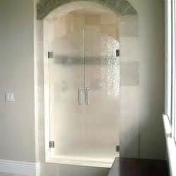 privacy shower doors 15 chic glass home d 233 cor ideas shelterness