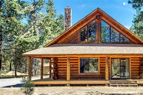 oregon cabin rentals winter cabin rental near mt bachelor oregon