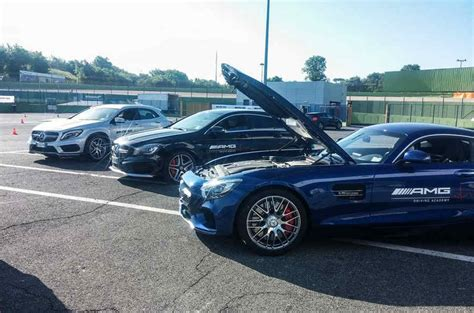mercedes amg driving academy amg driving academy vallelunga newsauto it