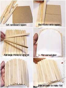 how to make a tree out of sticks best popsicle stick ideas you ll the whoot