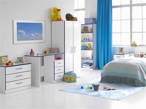 kiddi blue bedroom furniture range