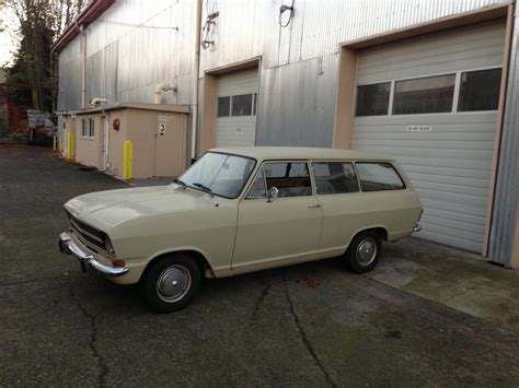 opel kadett wagon 1969 opel kadett wagon images search