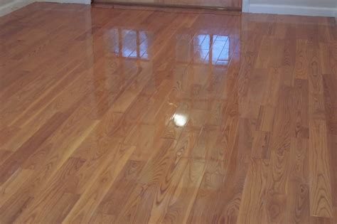 Glossy Wooden Floor by High Gloss Hardwood Floors Images