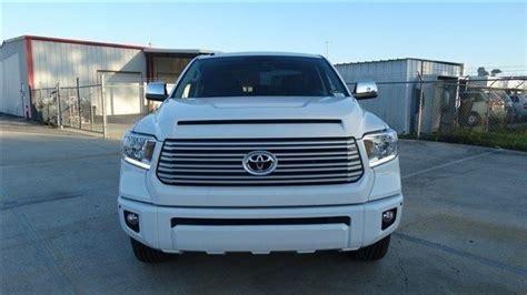 2014 Toyota Tundra Platinum For Sale 2014 Toyota Tundra Platinum 4x2 Platinum 4dr Crewmax Cab