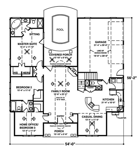 large single story house plans large one story house plans smalltowndjs com