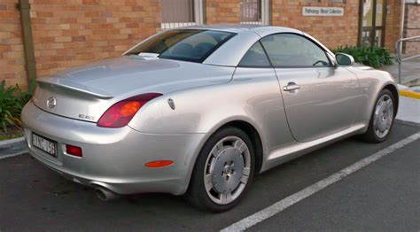 lexus coupe 2004 2004 lexus sc 430 information and photos zombiedrive