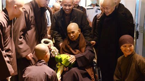 Pdf Thich Nhat Hanh Tour 2017 by Plum Mindfulness Practice Centre In The