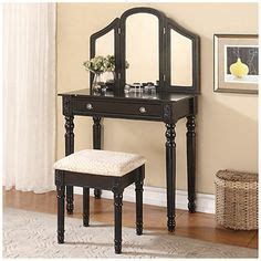 big lots vanity i like the style but suede 30 quot swivel cushioned