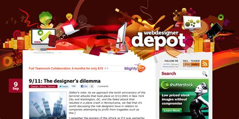 designer blogs 30 best designed blogs of 2011 how to make money online