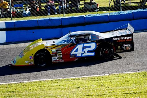 Mba Peterborough by Hawn Finishes Oscaar Late Model Season Fifth