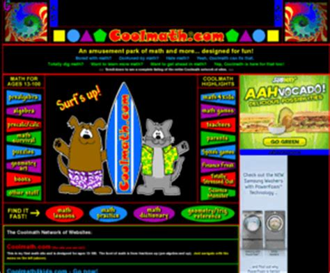 Cool Mat by Coolmath Cool Math An Amusement Park Of Math