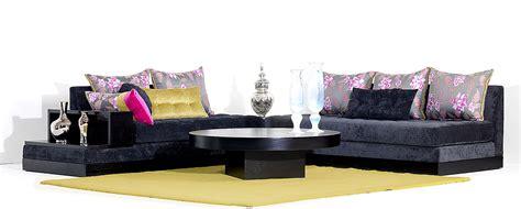 salon canapé marocain salon moderne designmarocain