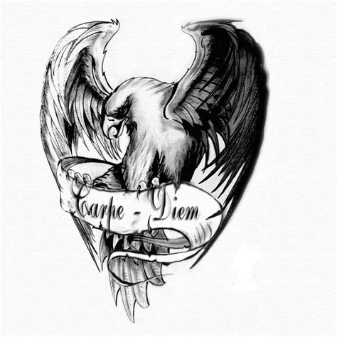 tattoo eagle drawing eagle tattoos designs ideas and meaning tattoos for you