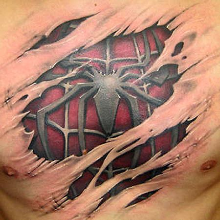 coolest tattoos ever world s coolest optical illusion tattoos techeblog