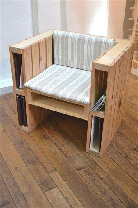 homemade recliner chair diy top 10 recycled pallet ideas and projects 99 pallets