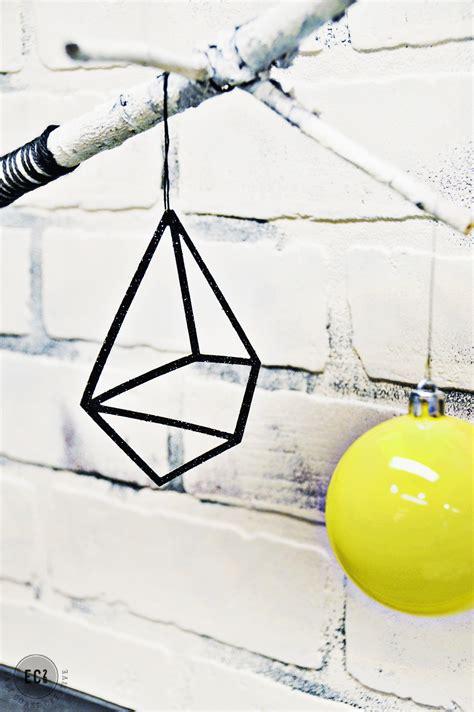 geometric ornaments modern ornaments geometric gems east coast