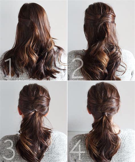 Fancy Ponytail Hairstyles by Emejing Fancy Ponytail Hairstyles Ideas Styles Ideas