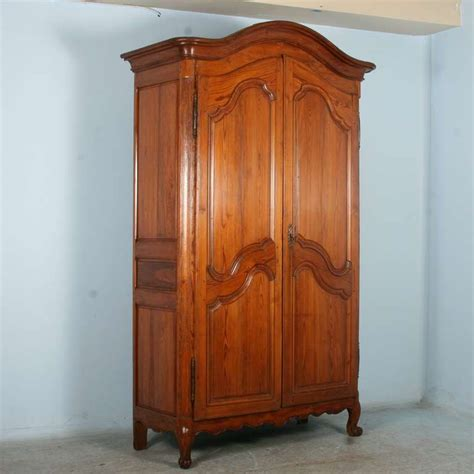 tall armoires antique tall french pine armoire circa 1770 1800 for sale
