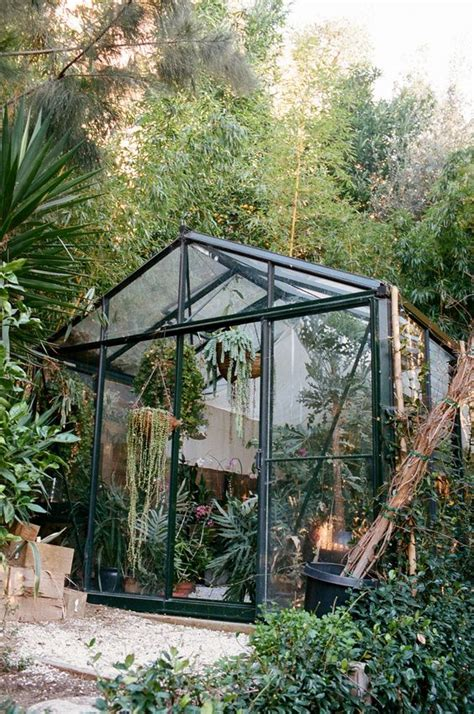 Backyard Greenhouse Ideas by 124 Best Backyard Cottages And Sheds Images On