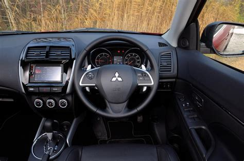 mitsubishi asx 2014 interior mitsubishi asx 4 2014 pictures auto express