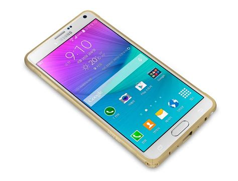 Sale Mei Metal Bumper Samsung Galaxy Note 4 Gold bumper curved alumino samsung galaxy note 4 mei colores 489 00 en mercado libre