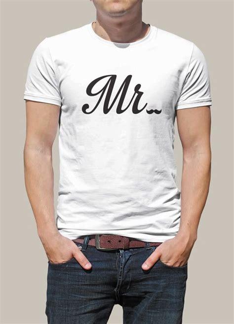 Tshirt Kaos Papa t shirt personnalis 233 avec le flocage quot mr quot id 233 e de cadeau