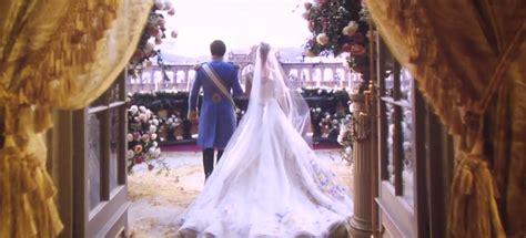 cinderella 2015 last scene wedding youtube movies the flea marcat