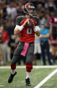Mike glennon mike glennon 8 of the tampa bay buccaneers drops back to