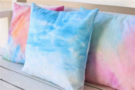 How To Upholstery by How To Watercolor Paint On Fabric Tutorial Ella