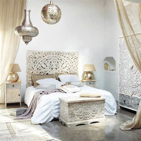 bett 1 60x2 00 interior design trends 2017 boho bedroom