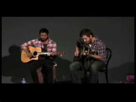 thrice acoustic thrice broken lungs acoustic youtube