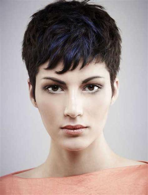Haircuts for thick hair pixie haircut for thick hair jpg short