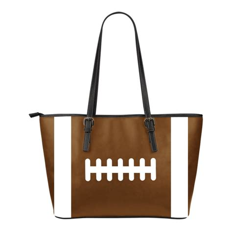Totebag Football football tote bag groove bags