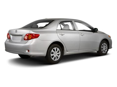 2010 Toyota Corolla Blue Book Value Used 2010 Toyota Corolla Le 4d Sedan In Miami 92730a
