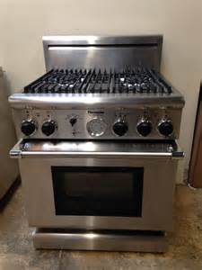 Thermador 36 Gas Cooktop Thermador Pgr304zs Gas Range 30 Quot Stove Pro Grand 4 Burner