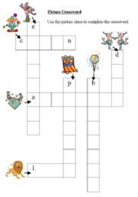 Thematic Magnet Puzzle Circus 1000 images about carnival theme therapy on pictures vocabulary worksheets