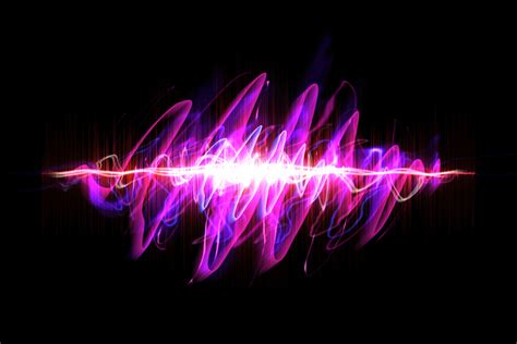 sound wave pink sound waves www pixshark com images galleries
