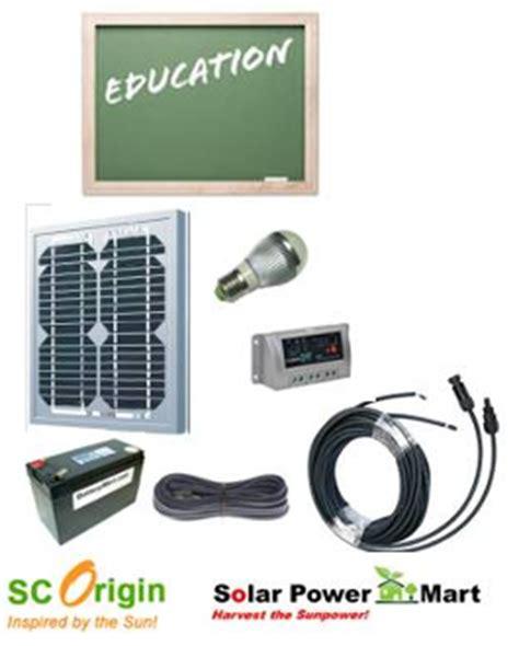 do it yourself solar lights education do it yourself solar lighting kit