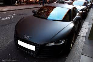 another matte black audi pictures photos and images for