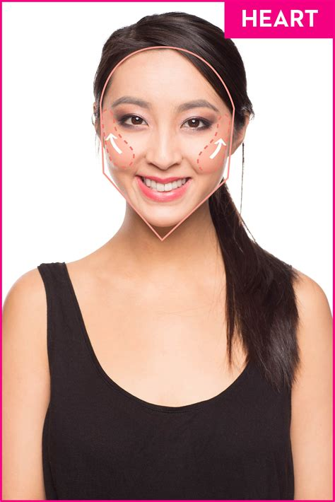 very skinny faces with high cheekbones the best blush for your face shape blush according to