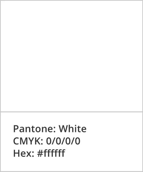 html color white pantone white images search
