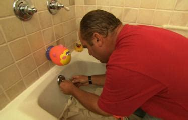 how to fix bathtub drain how to add a shower to a claw foot tub this house